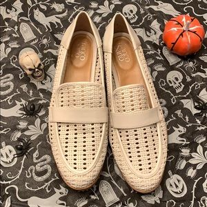 Franco Sarto Halton 2 Woven Loafers